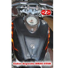 Corbata depósito para Yamaha Drag-star 1100 Celtic Básico