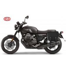Alforja para V7 III - Moto Guzzi - mod, BANDO Básica Específica Izquierda