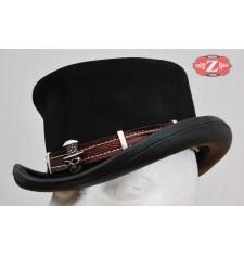 Sombrero de Piel TAHUR SKULL-HAT