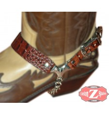 Arnes de  Botas  DANDY  Marron