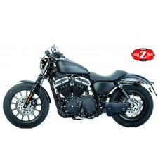 Alforja para basculante para Sportster Harley Davidson mod, LIVE to RIDE Básica Específica - Modelo DERECHO -