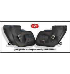 Alforjas para Sportster Harley Davidson mod, IMPERIAL Básica Específica