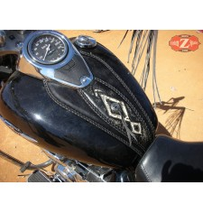 Corbata depósito para Suzuki Intruder C800 mod, ITALICO Celtic - Tribal -
