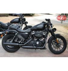 Alforja para Sportster 883/1200 Harley Davidson mod, GADIZ Básica Especifica - Modelo IZQUIERDO