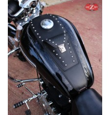 Corbata Deposito para Sportsters Harley Davidson mod, ARGOS Clasico