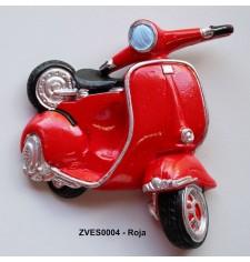 reproducción scooter magnética vespa