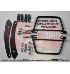 Soportes de Klickfix para Kawasaki Vulcan S 650