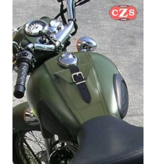 Corbata para Royal Enfield Battle Green 350-500cc - mod, Básico - Específico - Platoon