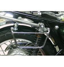 Soporte para Alforjas de Klick-Fix para Kawasaki W800