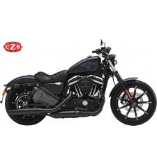 Sacoche pour faire basculer pour Sportster Iron 883 Harley Davidson - 2018 - mod, LIVE to RIDE Basique - Adaptable