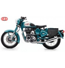 Swing Arm Saddlebag for Royal Enfield Bullet Classic 350/500 mod, HERCULES Basic - Specific