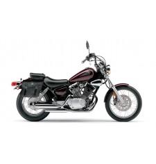 Sacoches pour Yamaha Virago 535 mod, APACHE Basique Adaptable
