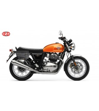 clearance prices new style many fashionable Sacoche faire basculer Royal Enfield Interceptor INT 650