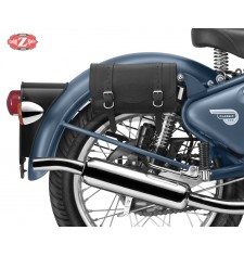 Saddlebag for Royal Enfield Bullet Classic mod, OLIMPO Basic