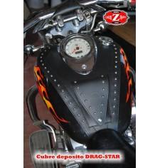 Corbata cubre depósito para Yamaha Drag-star 1100 - Clasico - Especifico