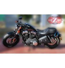 Juego de alforjas para basculante para Sportster Harley Davidson mod, LEGION Básica Específica
