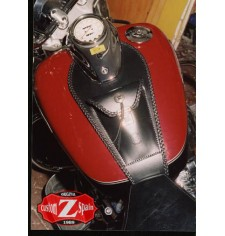 Panneau moto en cuir pour Yamaha Drag-Star y V-Star mod, ITALICO Celtic