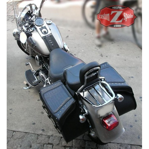 acheter populaire b3672 5a7eb Rigid Saddlebags Softail Fat-Boy Harley Davidson SUPER STAR ...