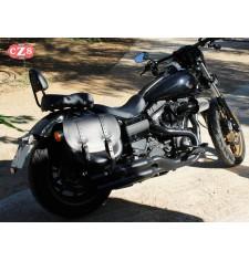 Alforja para Dyna Fat Bob Harley Davidson 2017 mod, BANDO Básica Específica DERECHA