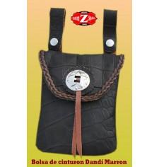 Leg bag DANDY -1 concho -