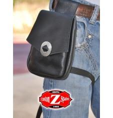 Leg bag MOEBIUS Basic - 1 concho -