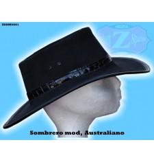 Chapeau de Fourrure mod, AUSTRALIANO