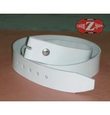 Cinturón Blanco - Liso