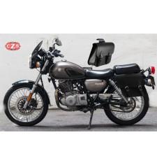Juego de Alforjas para Suzuki TU250X mod, APACHE Básica - Adaptables