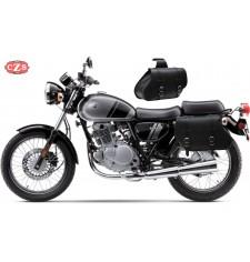 Sacoches pour Suzuki TU250X mod, COMANDO Basique - Adaptable