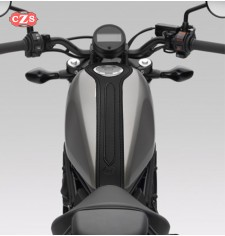 Panneau de dépôt pour Honda Rebel 300-500-1100  mod, ORION - Noir - Spécifique