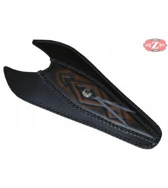 Corbata de deposito para Honda Shadow 750 ITALICO Celtic Basico sin bolsillo