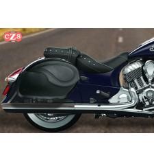 Sacoches Rigides pour Indian® Chief® Classic mod, VENDETTA - Basique - Spécifique