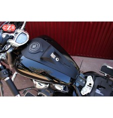 Corbata cubre depósito para Yamaha Wild Star 1300 Spezifisch  - Clasico - Especifico