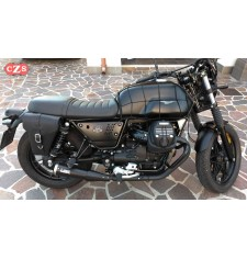 Saddlebag for Guzzi V7 III mod, GUN Adaptable - RIGHT