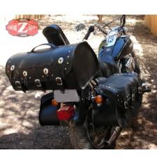 Coffre Rigide pour Softail Harley Davidson mod, DOSCAS Classique Celtic