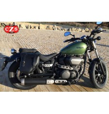 Alforja para Yamaha XV 950 Bolt mod, CENTURION - DERECHA