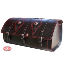 Custom Trunk mod, BIG-FOOT Basic - Rhombuses - Red Thread - UNIVERSAL