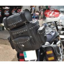 Baúl Custom AMERICANO para Yamaha Drag Star 650/1100,XVS 1300