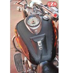 Panneau de réservoir celtique avec poche pour Yamaha Drag-Star 1100 - Spécifique