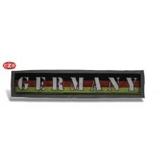 Parche Repujado en Piel mod, GERMANY