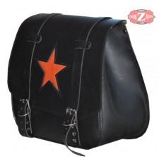 Side Saddlebag mod, ULISES Basic - Orange Star - UNIVERSAL