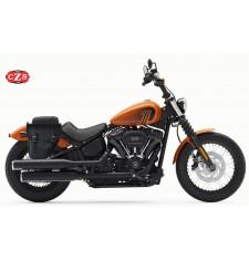 Sacoche pour Harley Davidson Softail Street Bob 114 (2021) mod, CENTURION - DROITE