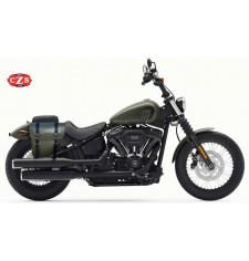 Alforja para Harley Davidson Softail Street Bob 114 (2021) mod, CENTURIÓN PLATOON - DERECHA