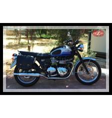 Sacoche pour Triumph Bonneville T100/T120 mod, BANDO Basique