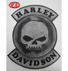 Patch Vintage personnalisé - HD Willie -