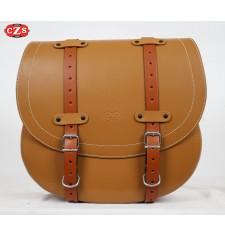 Lateral saddlebag mod, BANDO Basic UNIVERSAL - Camel/Light Brown -