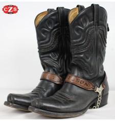 Harness-Ornamente für Stiefel - Harley Davidson -