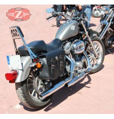 Sacoches pour Sportster Harley Davidson mod, APACHE Basique Adaptable