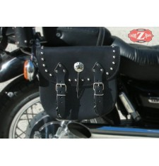 Sacoches pour Yamaha Virago 535 mod, TEBAS Classique Spécifique