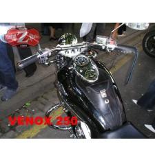 Panneau moto en cuir pour Kymco Venox mod, ITALICO Celtic